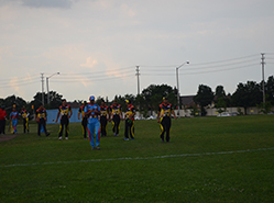 Players In The Ground